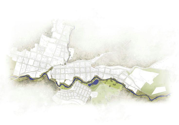 Mapa municipio de Silvia Cauca - Colombia