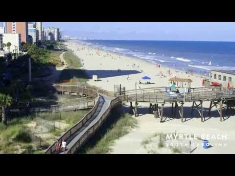 The Myrtle Beach, South Carolina Area - YouTube. One of the best family vacation destinations.  #awards