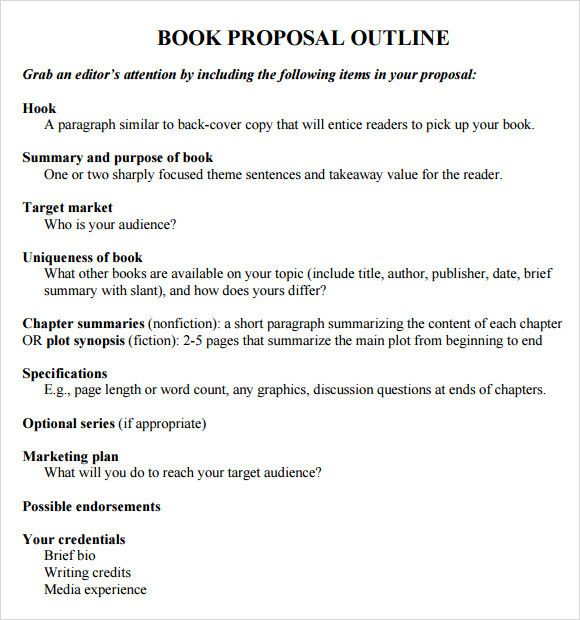 25 Book Outline Template Microsoft Word In 2020 Book Proposal