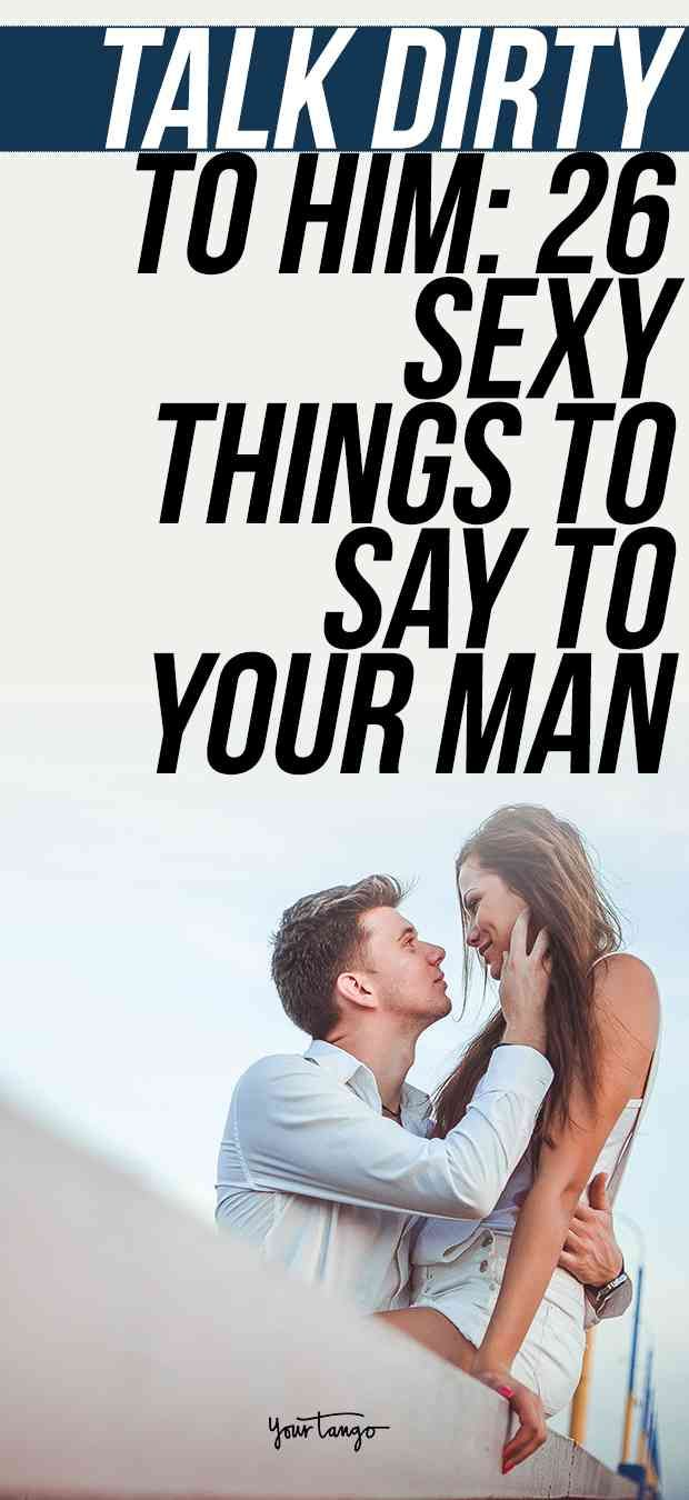 Things to do to turn your man on