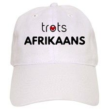 Baseball Cap Trots Afrikaans