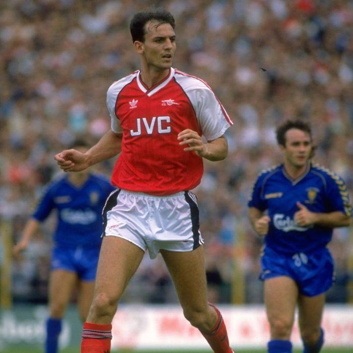 On this day. August 27, 1988: Steve Bould makes his Arsenal debut.