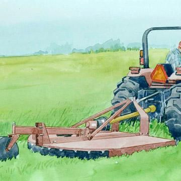 Top 10 Compact Tractor Attachments | Living the Country Life