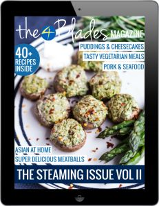 T4BMag 020: The Steaming Issue Vol II - The 4 Blades