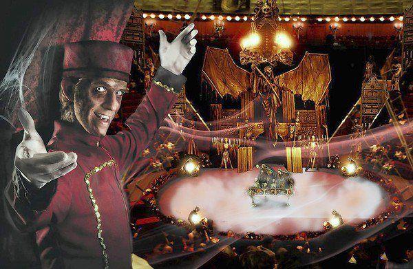 INFOCIRCO. El Circo de los Vampiros llega a Miami (US)
