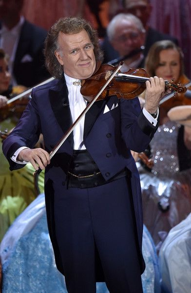 Andre Rieu Photos - Andre Rieu during the tv show 'Heiligabend mit Carmen Nebel' on November 23, 2016 in Munich, Germany. The show will air on December 24, 2016. - Andre Rieu Photos - 15 of 343