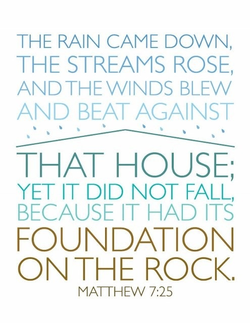 Gamma Phi Beta ~ Founded Upon a Rock