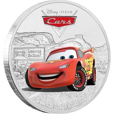 13 best disney pixar cars collectible coins images on pinterest