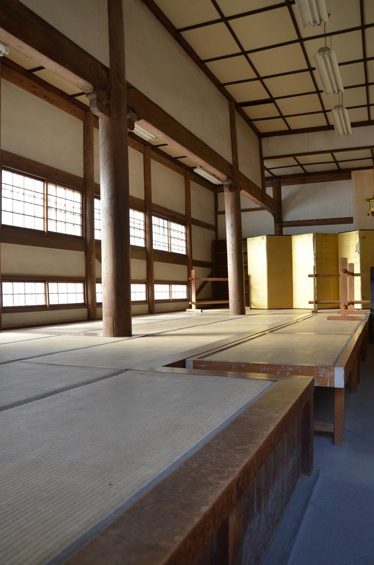 Place for zen, inside, Kamakura