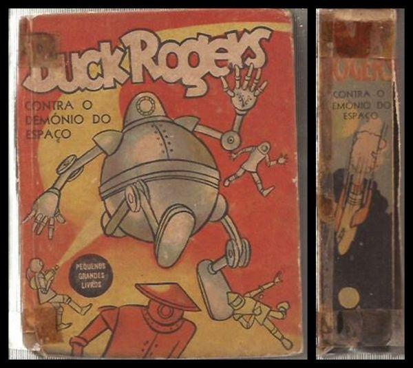TIJOLINHO - Coleção Pequenos Grandes Livros: BUCK ROGER..