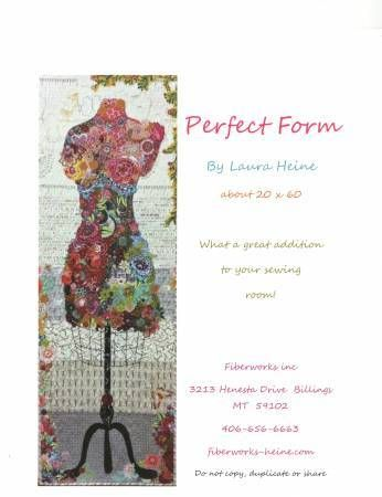 Perfect Form by Laura Heine – Quilting