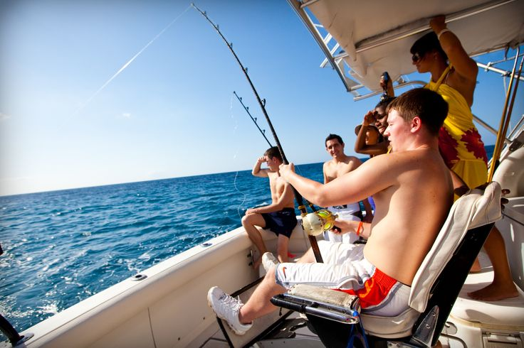 Deep Sea Sport Fishing From Montego Bay