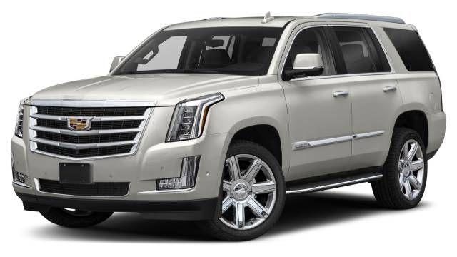 2019 Cadillac Escalade Esv Platinum White