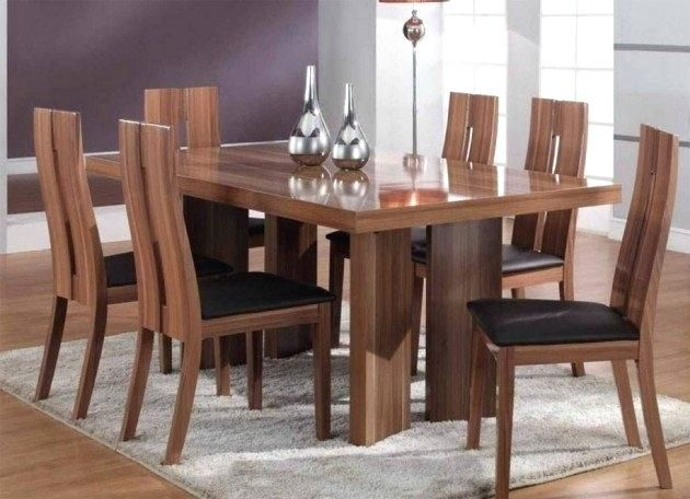 The Best Contemporary Dinner Table Design Amazing The Best Contemporary Dinner Ta Wooden Dining Table Designs Wooden Dining Table Modern Wooden Dining Tables