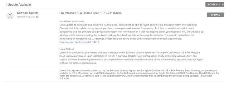 Os X   Beta  A Fost Lansat De Apple  Idevice
