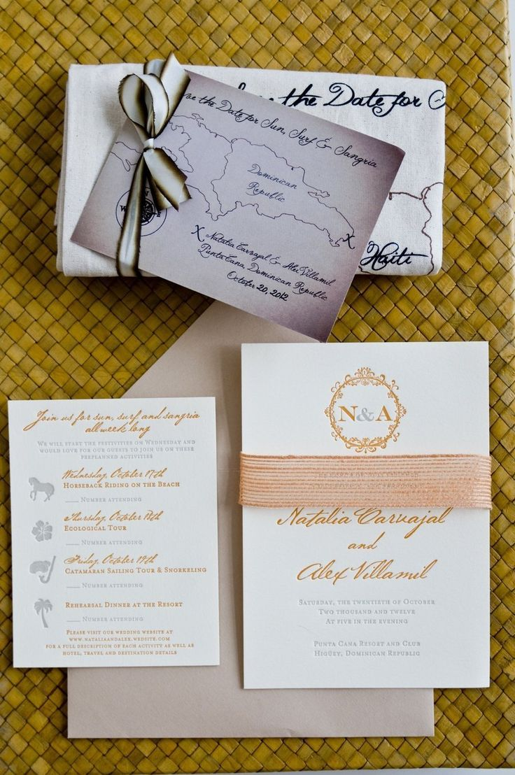 destination wedding save the dates and invitations%0A Destination wedding invites