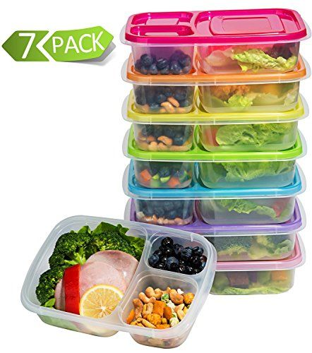 Meal Prep Containers 3-Compartment Lunch Boxes Food Stora... https://www.amazon.com/dp/B01MD15C4O/ref=cm_sw_r_pi_dp_x_k8x4ybTBWPNQC