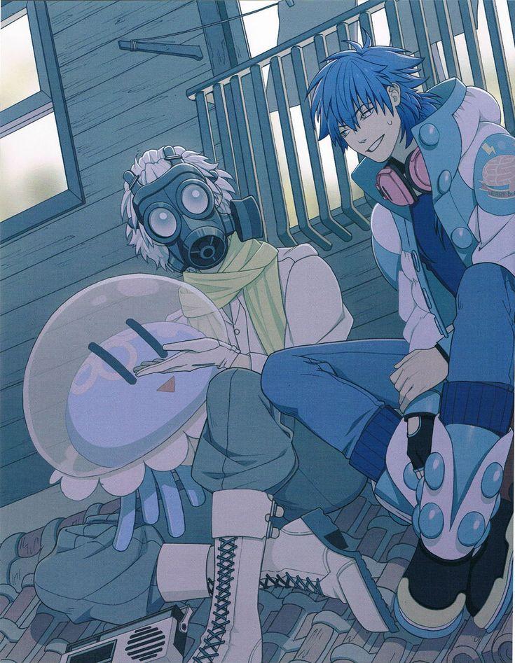 Seragaki Aoba - DRAMAtical Murder - Image #1114720