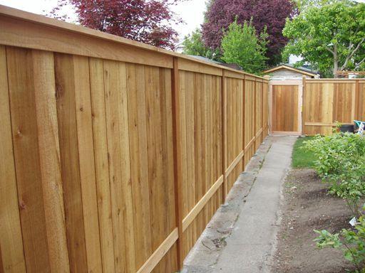 Fence: Wood Fence, Garden Ideas, Decor Ideas, Fence Ideas, Fencing Ideas, Fence Idea S, Google Search, Fence Posts, Backyard