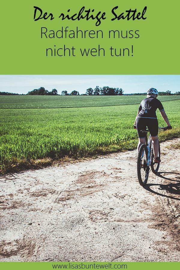 Schmerzende Sitzknochen Beim Radfahren Der Richtige Sattel