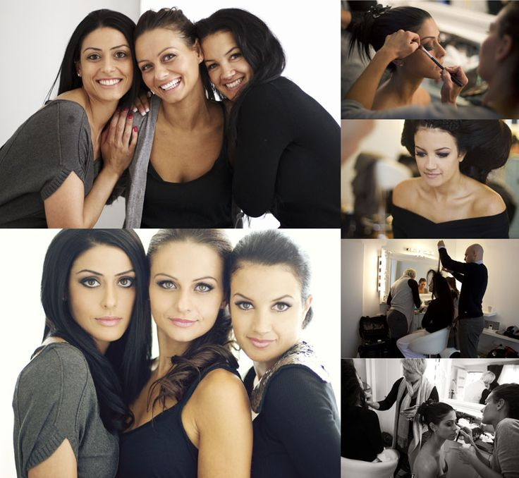 It'd be fun to do a sisters shoot and surprise my mom... or arrange a shoot for all of us girls!