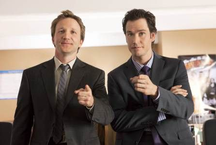 Franklin & Bash - TNT has opted not to order a 5th season of the legal buddy dramedy starring Breckin Meyer and Mark-Paul Gosselaar.