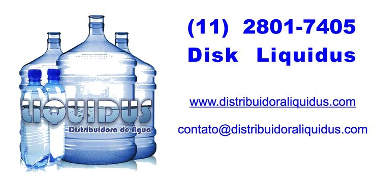 Distribuidora de Água Mineral  LIQUIDUS