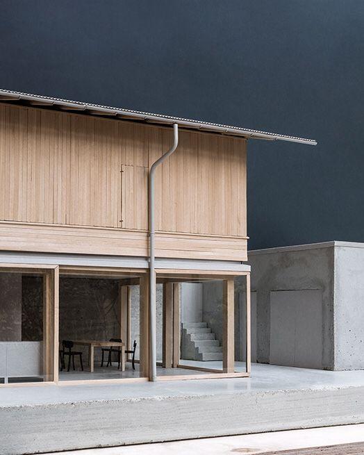 Private Villa Kolman Boye Architects Stockholm Sweden 2016 villa architecture