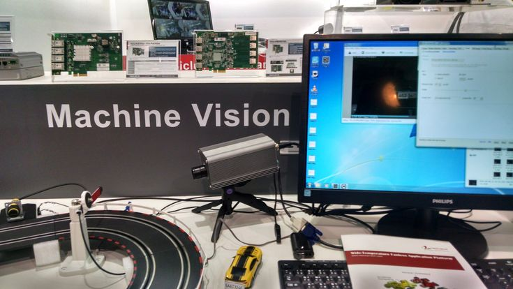 Machine Vision Market 2018 Global Trend, Segmentation and Opportunities Forecast To 2022