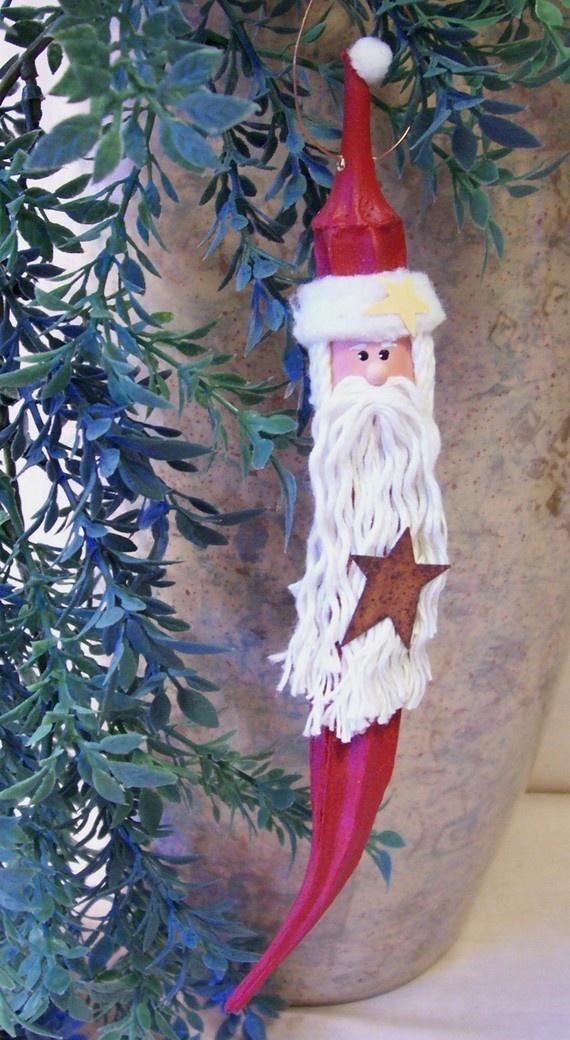 how to make a santa beard out of felt