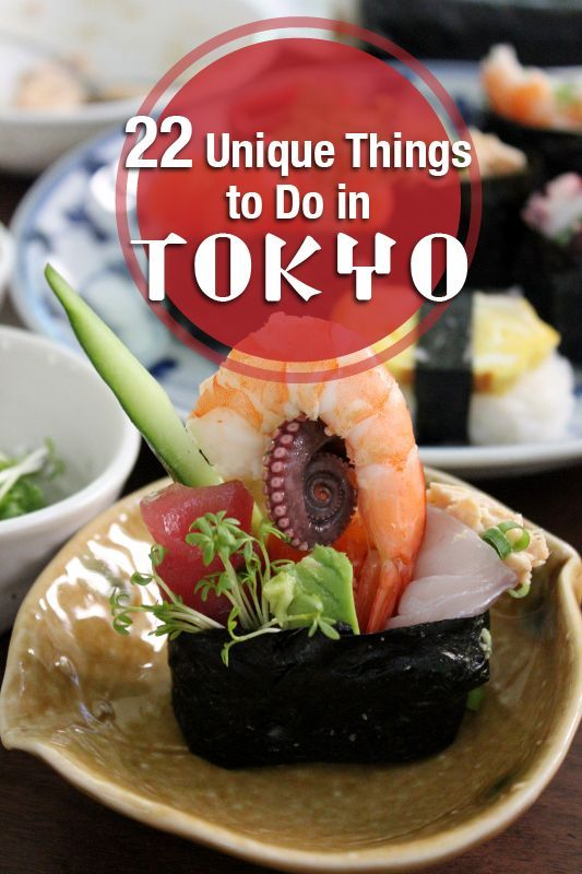 22 Unique Things to do in Tokyo http://bucketlistjourney.net/2015/01/22-bucket-list-things-to-do-in-tokyo/
