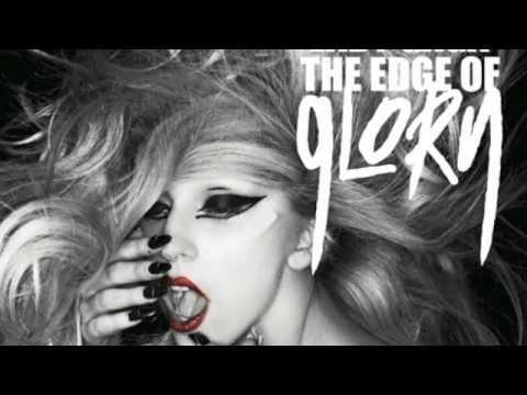 Lady Gaga - The Edge Of Glory (Piano on Howard Stern)