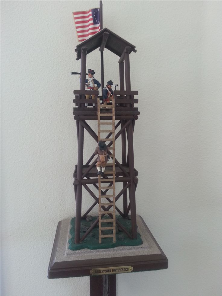 Watchtower Fortification