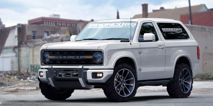 Future 2020 Ford Bronco concept designed by the folks at Bronco6G.com hits all the right buttons.
