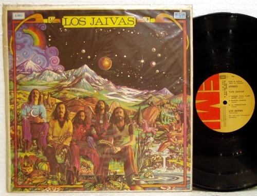 Los Jaivas - Uruguay 1976