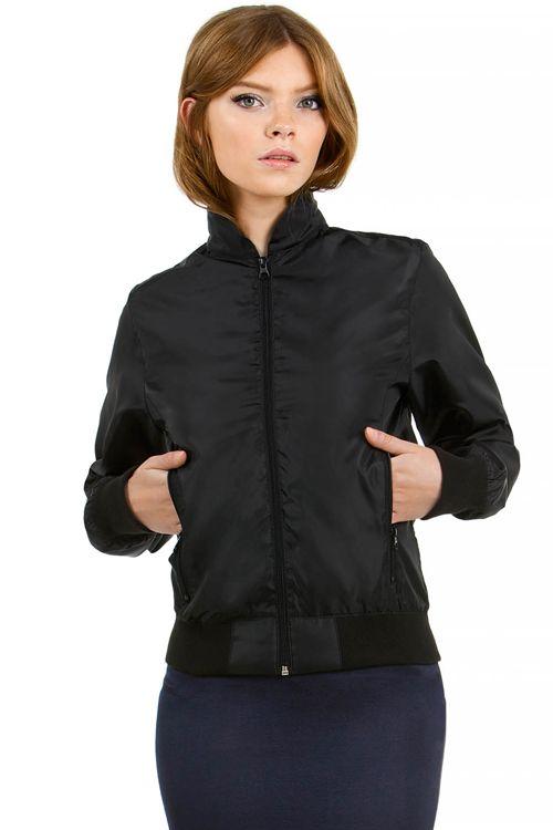 Jachetă de damă Trooper B&C Collection   Logofashion #jachete #personalizate #brodate #imprimate #promotionale