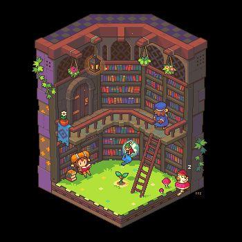 Bookkeeper's Garden