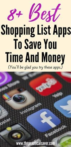 Best Grocery Shopping List Apps l grocery apps l save money l budget l grocery budget l food l time management l budget apps l money making apps l make extra money
