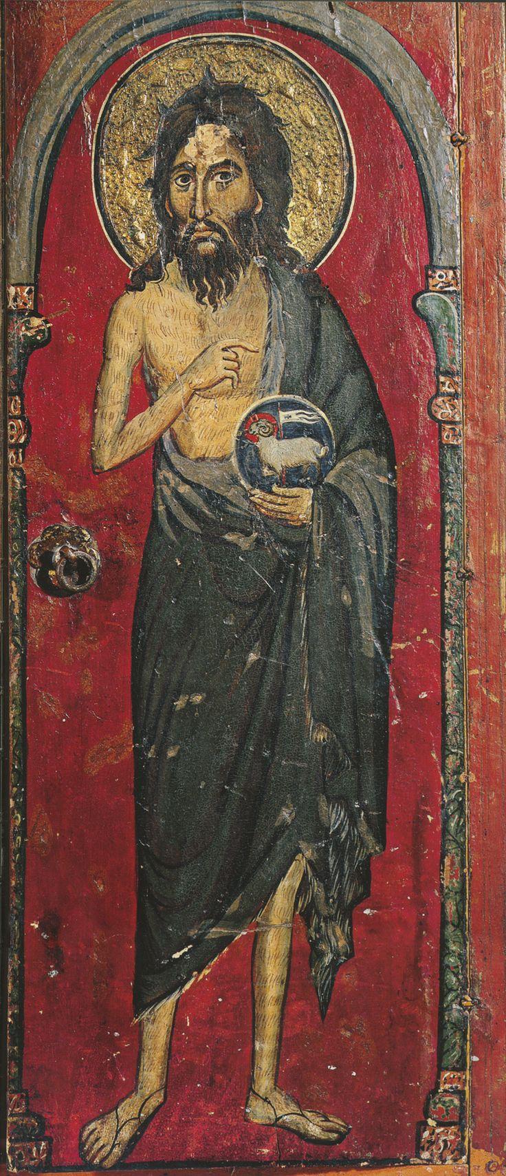 Иоанн Креститель (триптих); XIII