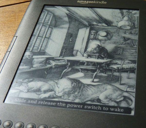 Mój przyjaciel, Pan Kindle