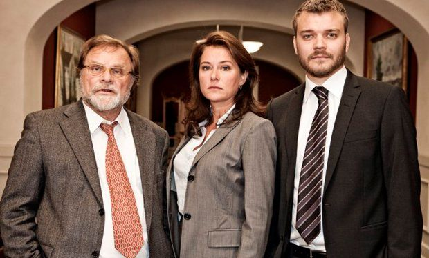Borgen star and writer on board for series 4