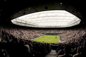 Wimbledon Centre Court, England