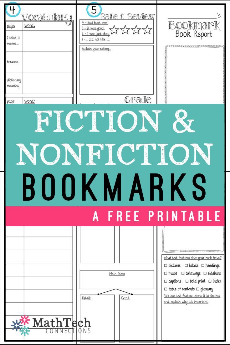 fiction book reports Writing book reports writing about literature writing about non-fiction  in  your college career you may be asked to review a non-fiction book to enable.