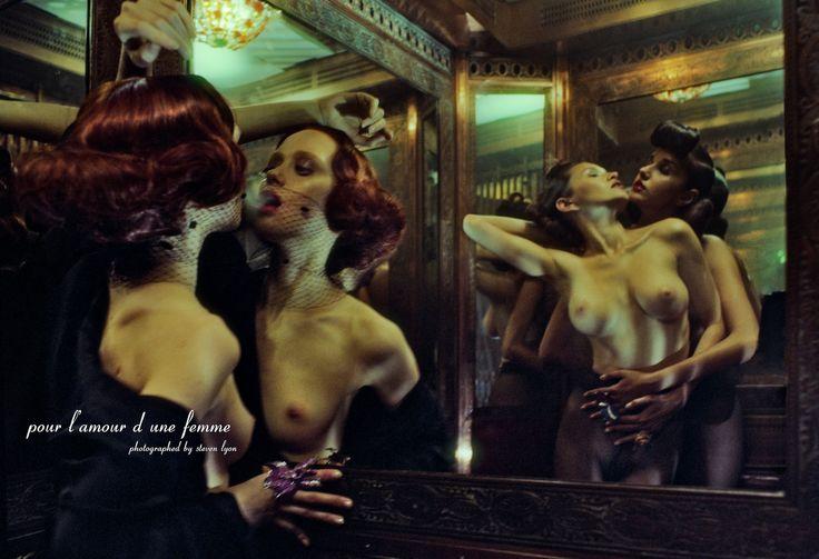 Pour Lamour D Une Femme (by Steve Lyon www.stevenlyonstudios.com)