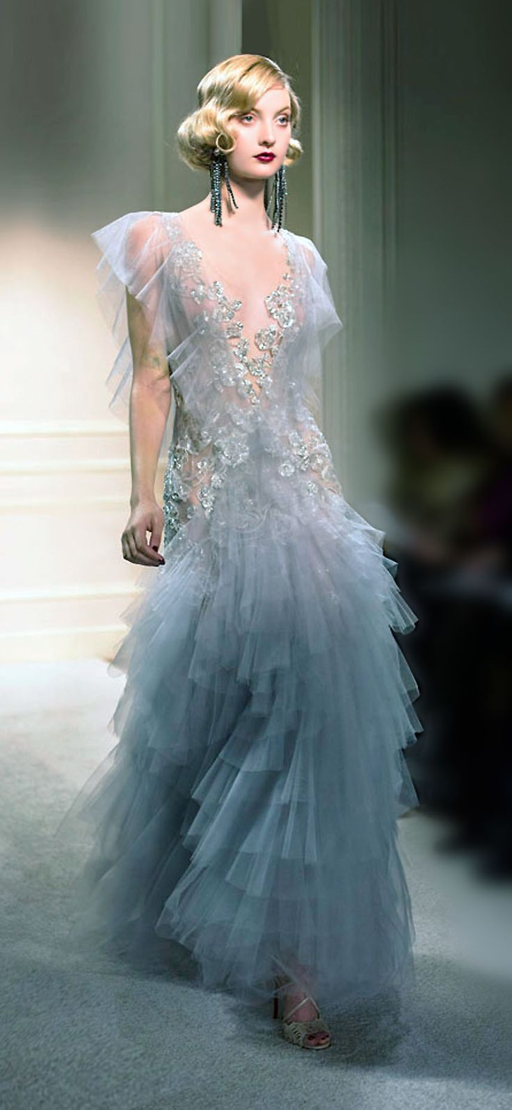 """anbenna: """"Marchesa """" Stunning Marchesa @luxurydesigners"""