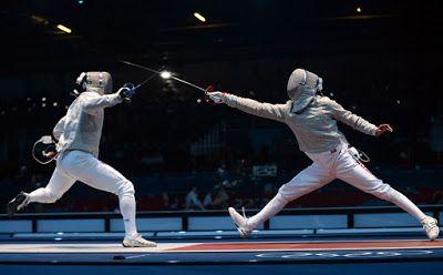 Rio 2016 Olympics Fencing Schedule