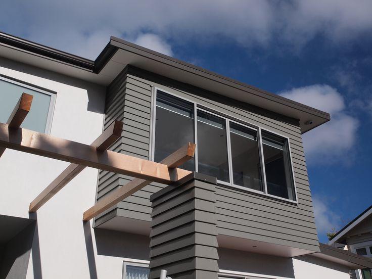 David Reid Homes 2012 Silver Award Winning Remove & Rebuild | Exterior Linea Weatherboard