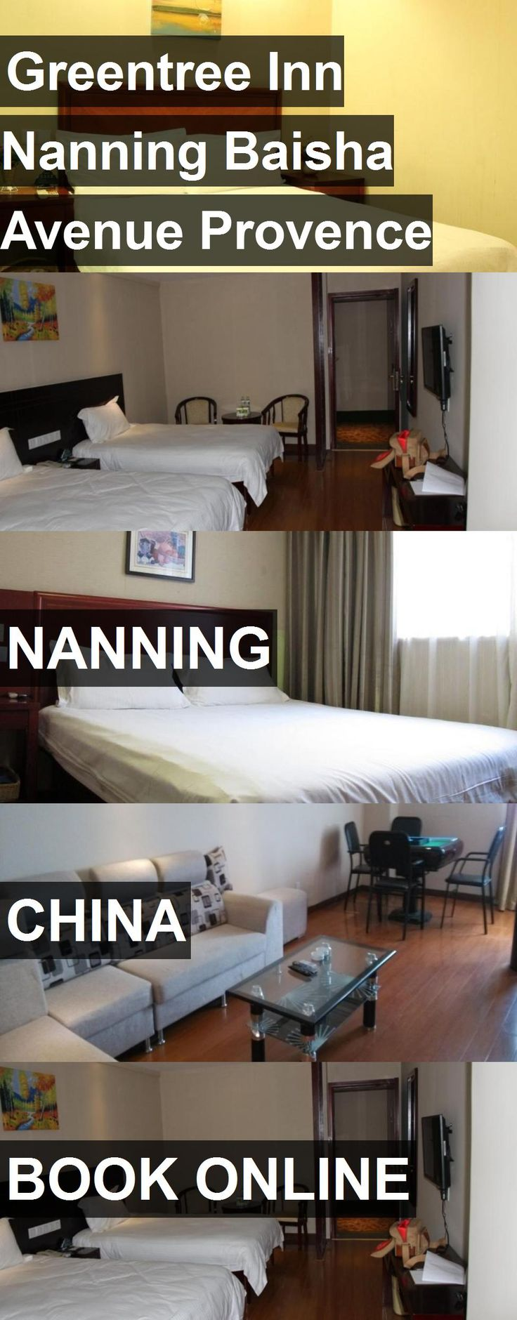 Greentree Inn Nanning Baisha Avenue Provence Business Hotel in Nanning, China. For more information, photos, reviews and best prices please follow the link. #China #Nanning #travel #vacation #hotel