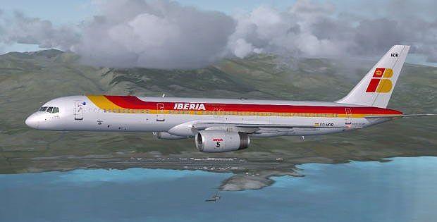 Iberia B757-256, El #Boeing757 puede ser considerado como uno de los modelos más exitosos de #Boeing. Sin embargo, las ventas cayeron a finales de los años 1990, provocando el cese de la producción.