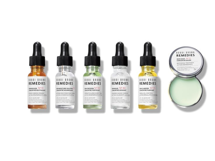 NEW Bobbi Brown Remedies - now available at Travel Retail locations worldwide